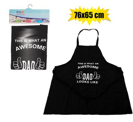 awesome dad apron