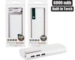 USB Deluxe Power Bank