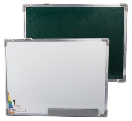 double sided board 90x60cm