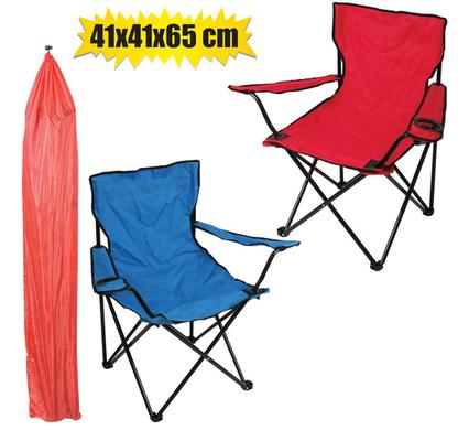 folding camping chair with bag