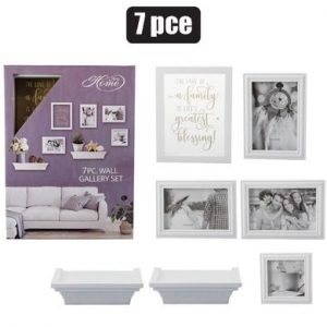 picture frames with shelves
