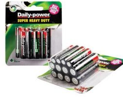 Batteries high power value pack 12 piece