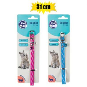 pet cat collar 31x1cm