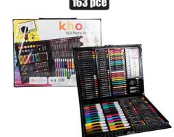Arts and crafts 163 piece stationery set