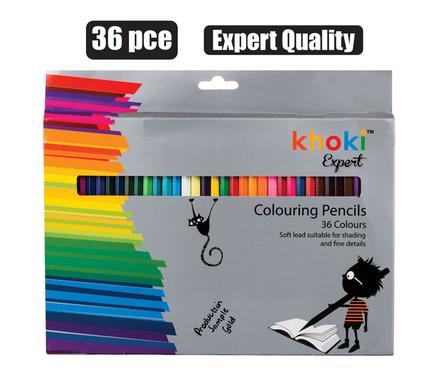 Colouring pencils 36 piece
