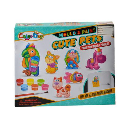 Mould and create cute pets
