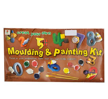 moulding and painting kit