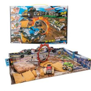 boys cross country play set