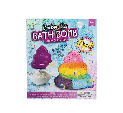 DIY make your own bath bombs