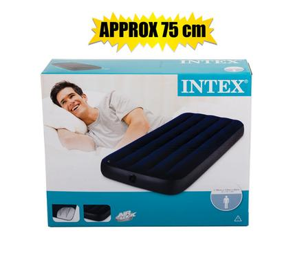 Intex air bed downy junior twin 191x76x22cm