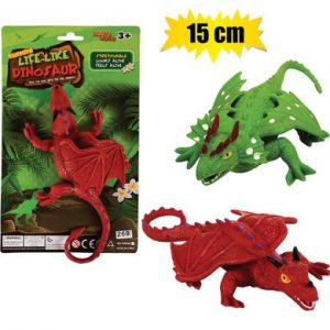 Animal stretch dragon 15cm