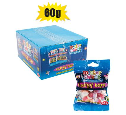 Tangy Tops 24x60g
