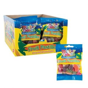 fruit pastilles 24x50g