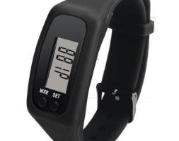 Digitime pedometer digital watch