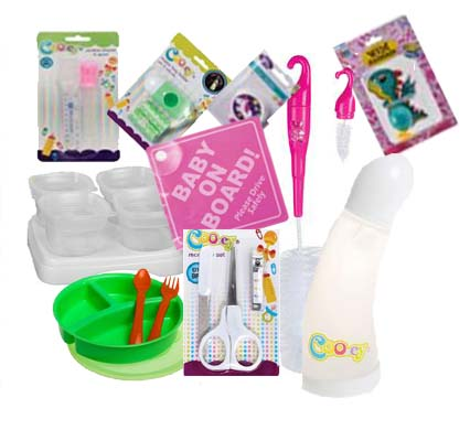 baby essentials combo set