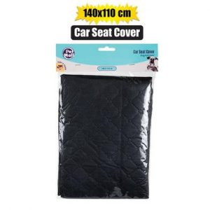 pet car seat cover with ties 140x100