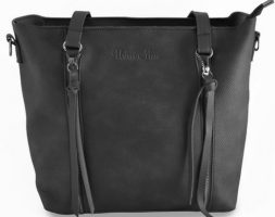 Urban Muse Saharan Tote (Black)