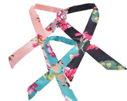 Urban Muse Wildflower handbag scarf (3 pack)